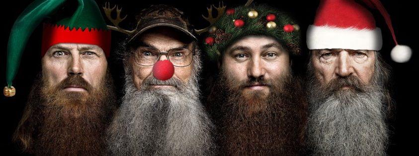 Duck Dynasty Christmas