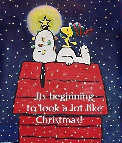 Snoopy Beginning