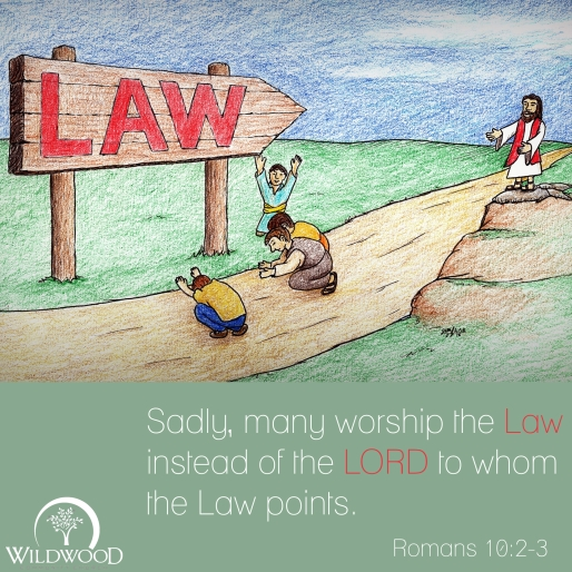 Image result for image of Romans 10:2, 3