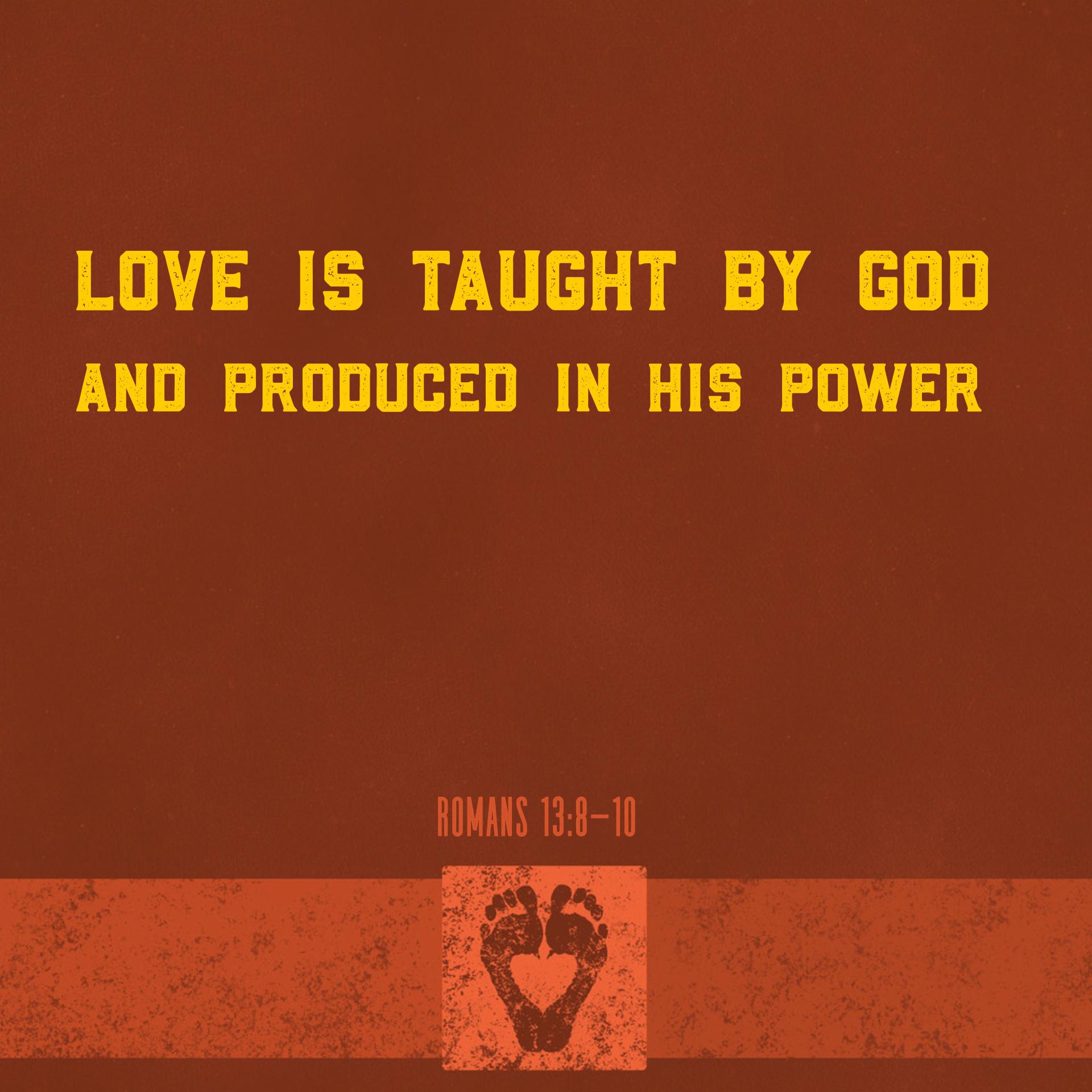 Walk in Love (part 1) Sermon Audio – Pastor Mark Robinson  com