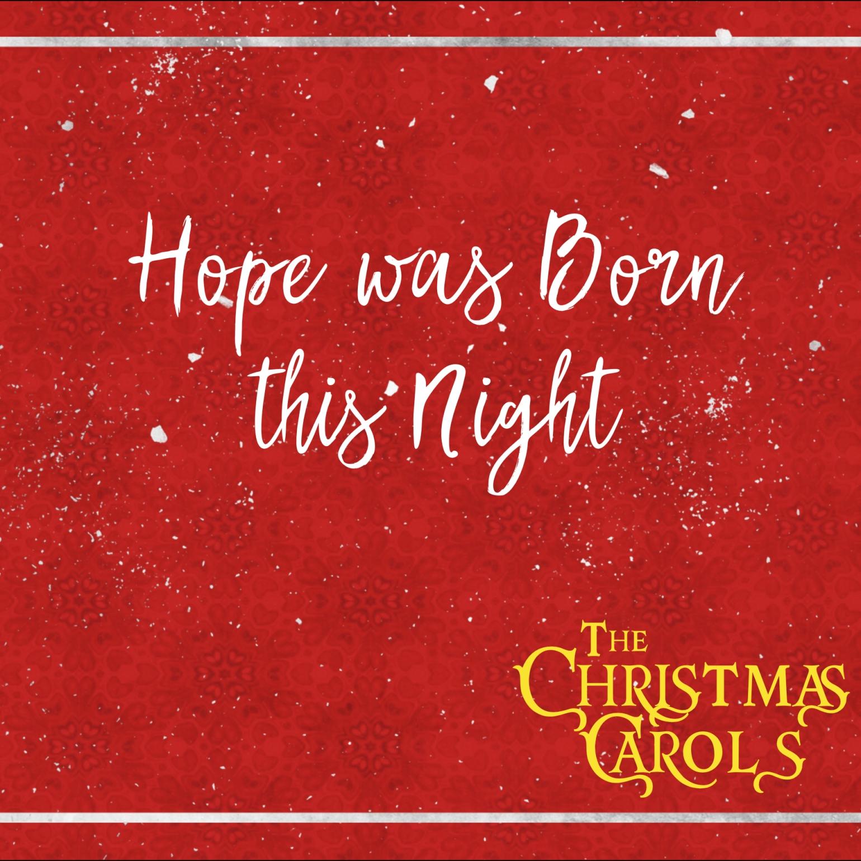 December 19 – Hope was Born This Night – Pastor Mark Robinson .com